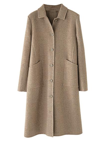 Pure Wool Top Coat