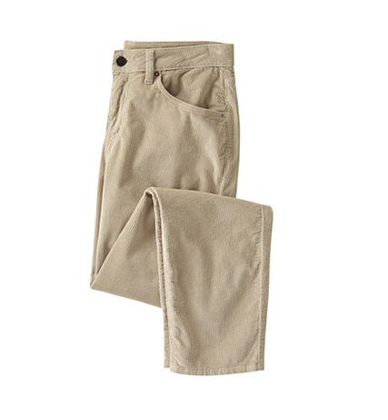 Cotton-cord Trousers