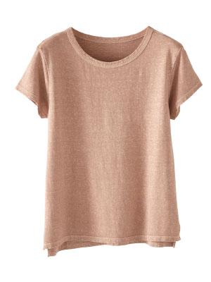 Hemp Cotton T-shirt