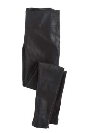 Ellis Leather Trousers
