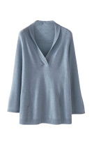 Cashmere Wide-sleeve Sweater