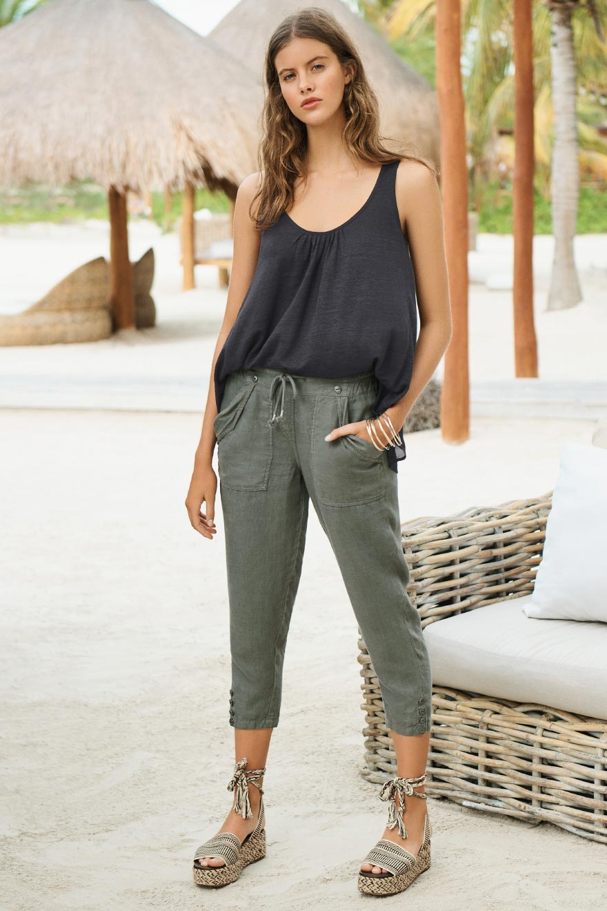 Linen Trousers to covet