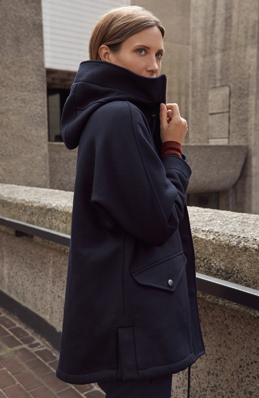 New Season Cosy Wool Coat