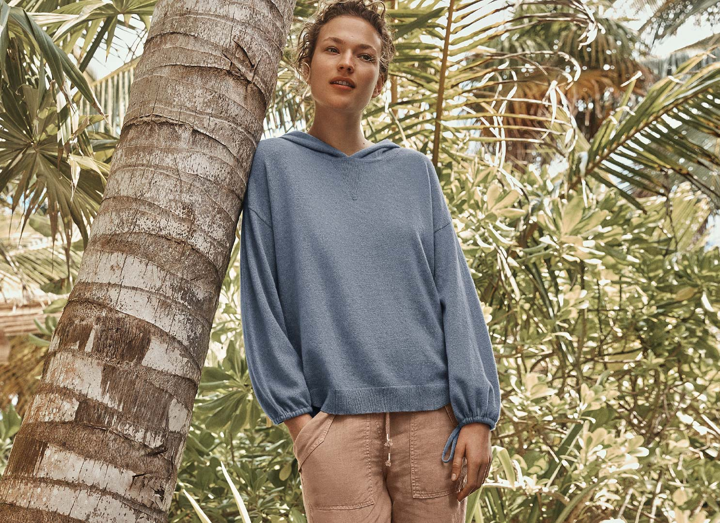 LUXE SUMMER CASHMERE